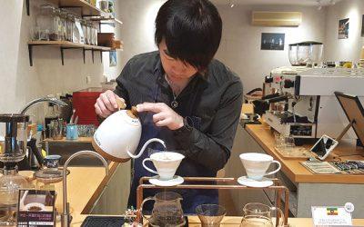 不顧一切的去提供一杯讓人覺得幸福的精品咖啡|CAF'E FUGU Roasters|